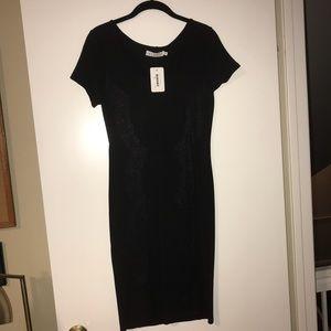 Velvet Brand Black Dress